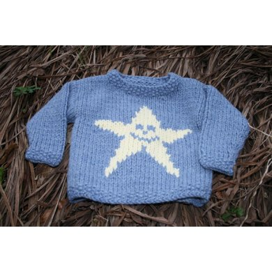Starburst Sweater for toddlers