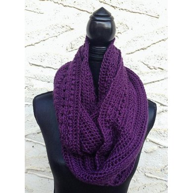 Crocus Plains Infinity Scarf