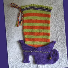 Halloween Stocking kp4319