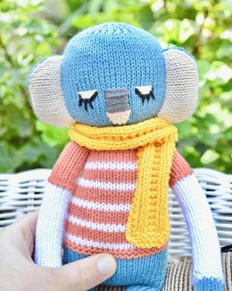 Cotton Koala in Paintbox Yarns Cotton DK