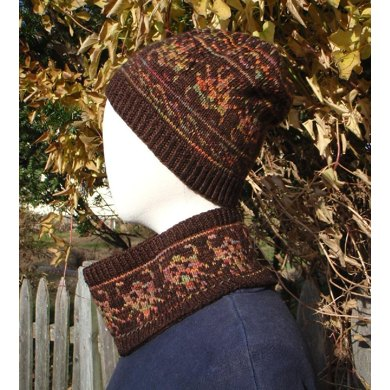 Autumnal Bug Hat