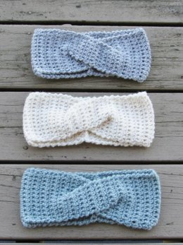 Twist Ear Warmer
