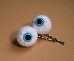 Eyeball Hair Candy