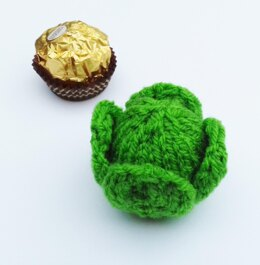 Christmas Sprout - Ferrero Rocher Chocolate Cover