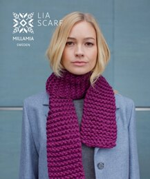 Free Scarf Knitting Patterns | LoveCrafts