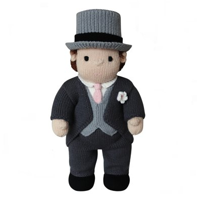 Groom (Knit a Teddy)