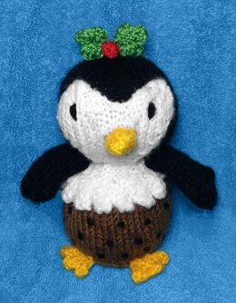 Christmas Pudding Penguin