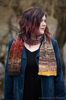 Counterpoise Scarf