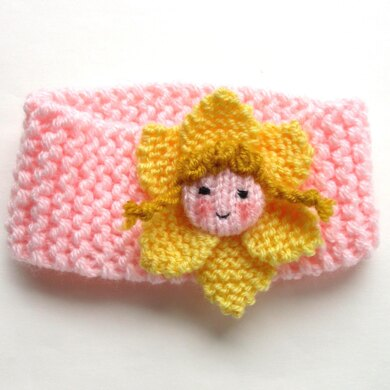Daffodil Doll Infant Headband
