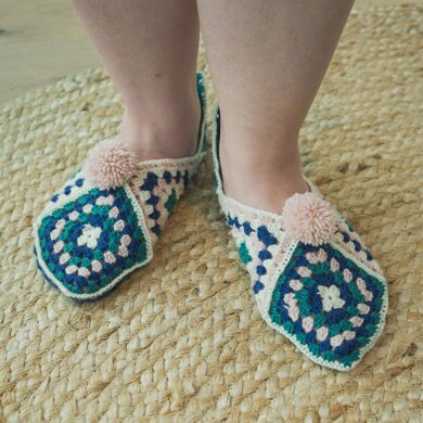 Toastie Toes Slippers