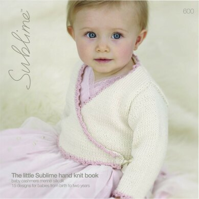The Little Sublime Hand Knit Book - 600