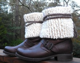 Twice Warmed Boot Toppers