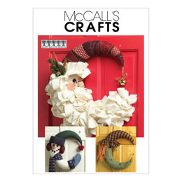 McCall's Seasonal Decorations M5205 - Sewing Pattern
