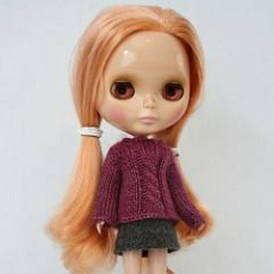 Charis Sweater for Blythe