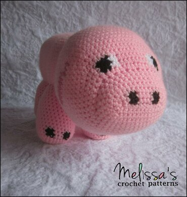 Oinkers the Minecraft Pig