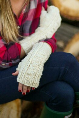 Landslide Fingerless Mitts