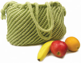Market Bag in Knit One Crochet Too Nautika - 1782 - Downloadable PDF