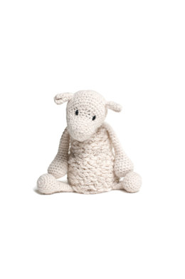 Toft Simon The Sheep Toy - Cream