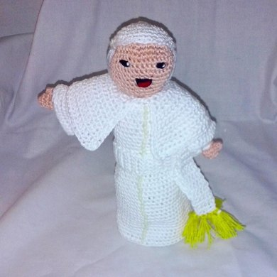 Amigurumi Pope Francesco pattern