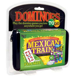 University Games Mexican Train To-Go Game - 203825