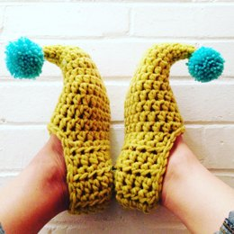Buddy The Elf Slippers