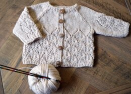 Wynter Rose Cardigan - P169