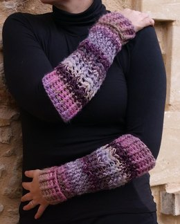 Snugly Poncho Arm Warmers