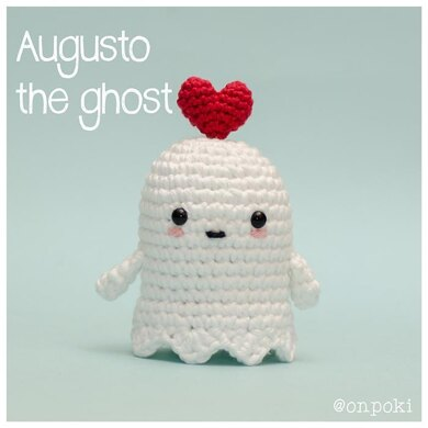 Augusto the love ghost