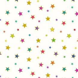 Lewis & Irene Rainbows - Bright Stars with Gold Metallic