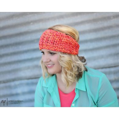 Star Stitch Earwarmer Headband