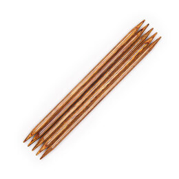 KnitPro Ginger Double Point Needles 15cm (6in) (Set of 5)