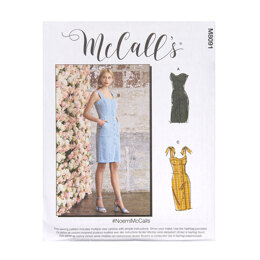 McCall's Misses' Dresses M8091 - Sewing Pattern