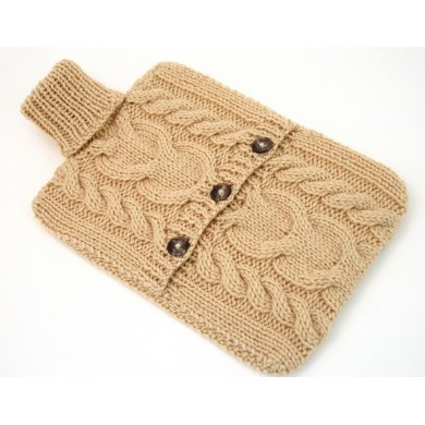 H12 Hot Water Bottle Cover