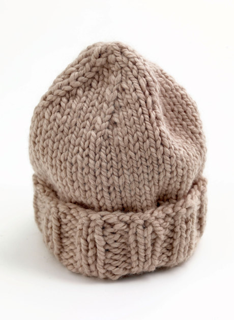 Eagle Bay Hat In Lion Brand Wool Ease Thick Amp Quick