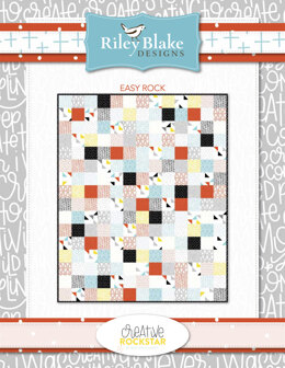 Riley Blake Easy Rock  - Downloadable PDF
