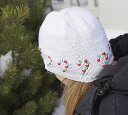 Christmas Canes Hat