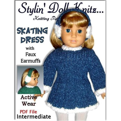 Doll Clothes Pattern Pdf Fits American Girl Doll And 18 Inch Dolls