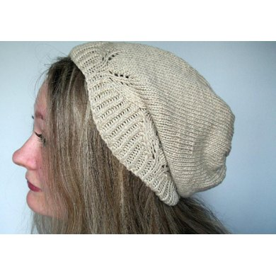 Fernly- Slouchy Summer Hat