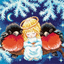 Magic Needle Christmas Tale Cross Stitch Kit