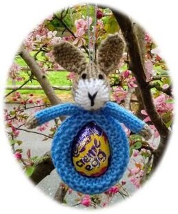 Easter Bunny with Creme Egg Tummy