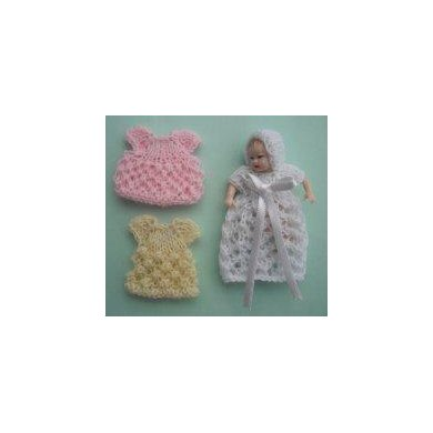 Easy To Knit Miniature Knitting Patterns Book 2 Knitting Pattern By