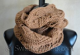 #125 Luxe Infinity Scarf