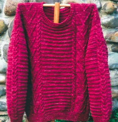 Wind River Pullover