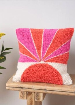 Sunrise Cushion in Anchor Tapisserie Wool - 0022500-00001-02 - Downloadable PDF