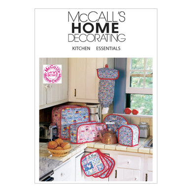 McCall's Kitchen Essentials M2018 - Paper Pattern Size One Size Only