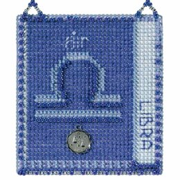 Mill Hill Libra Cross Stitch Ornament Kit