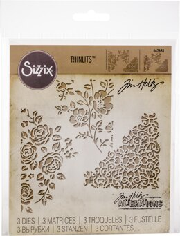 Sizzix Thinlits Dies By Tim Holtz - Mixed Media #5