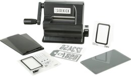 Sizzix Sidekick Starter Kit Featuring Tim Holtz - Black