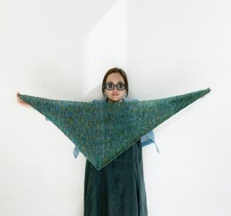 Victoria Harbour Shawl