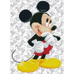 Diamond Dotz Diamond Embroidery Facet Art Kit - Disney Mickey Mouse